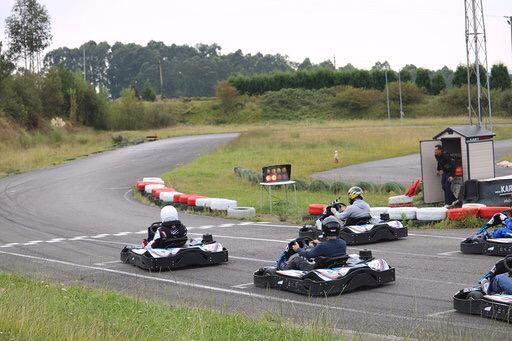 Circuito Fernando Alonso Alquiler Karts : Kart fernando alonso circuit de la ribera